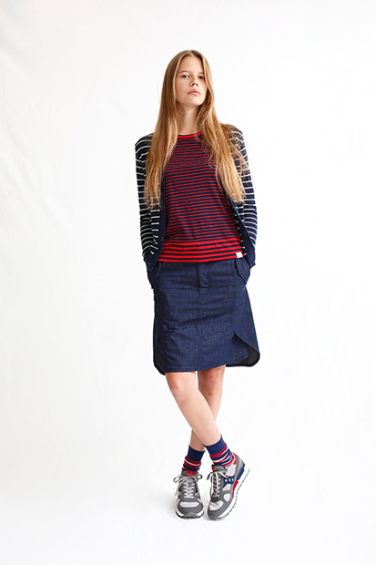 Image of White Mountaineering Women's 2014 Spring/Summer Collection