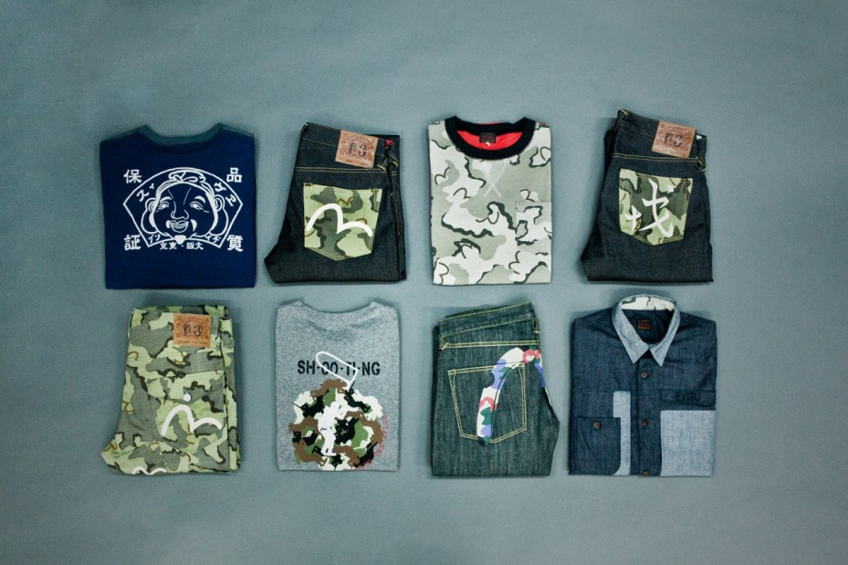Image of Win a Prize Pack from EVISU Worth Over $500 USD!