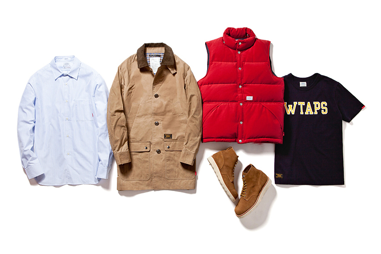Image of WTAPS 2013 Fall/Winter September Releases