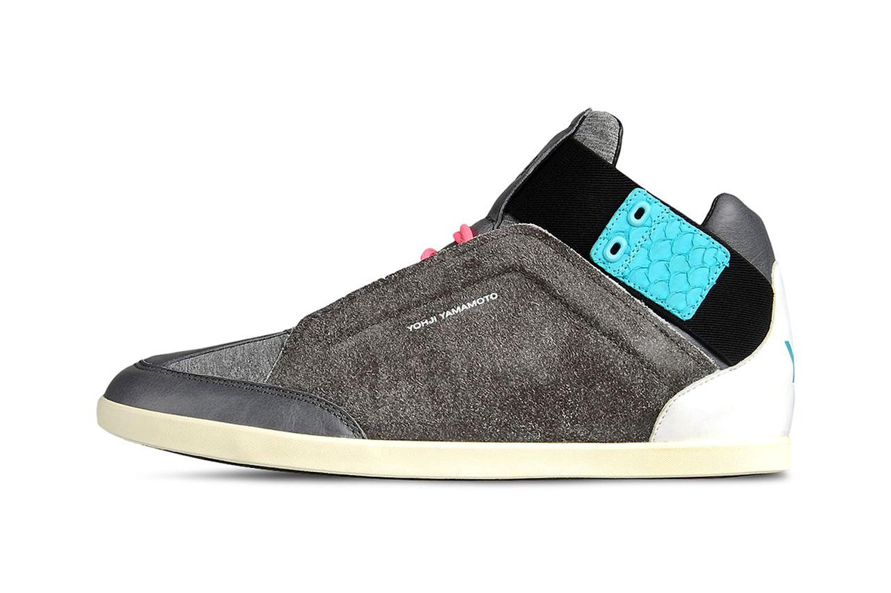Image of Y-3 2013 Fall/Winter Kazuhiri Grey