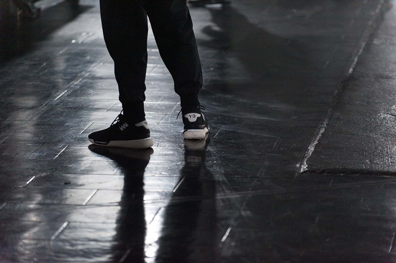 Image of Y-3 2014 Spring/Summer Collection Details