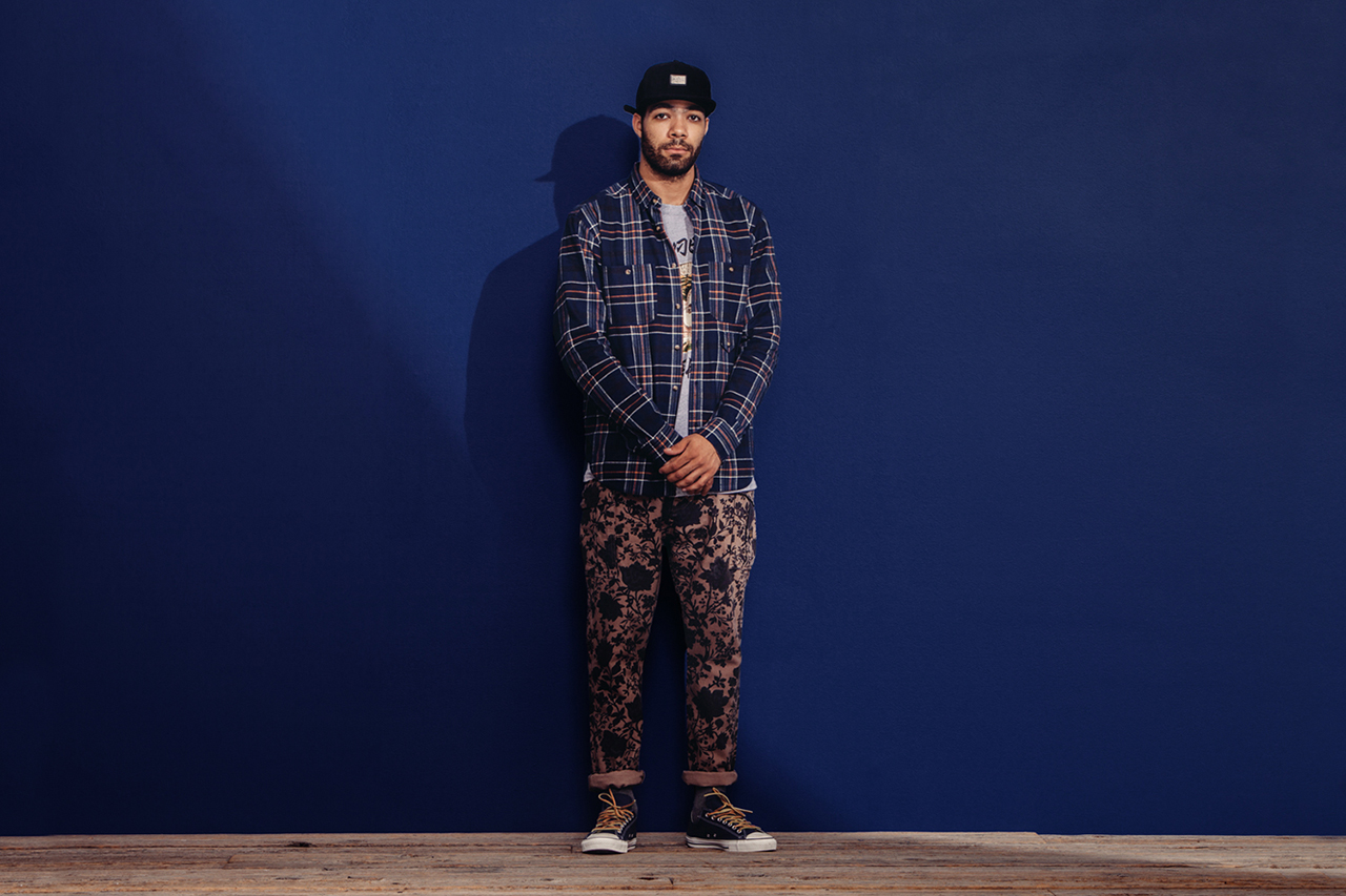 "Image of 10.Deep 2013 Fall ""Nightfall"" Lookbook"
