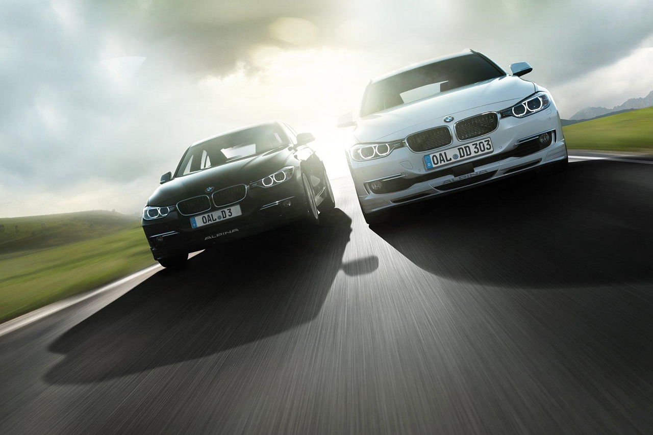 Image of 2014 BMW Alpina D3 Bi-Turbo