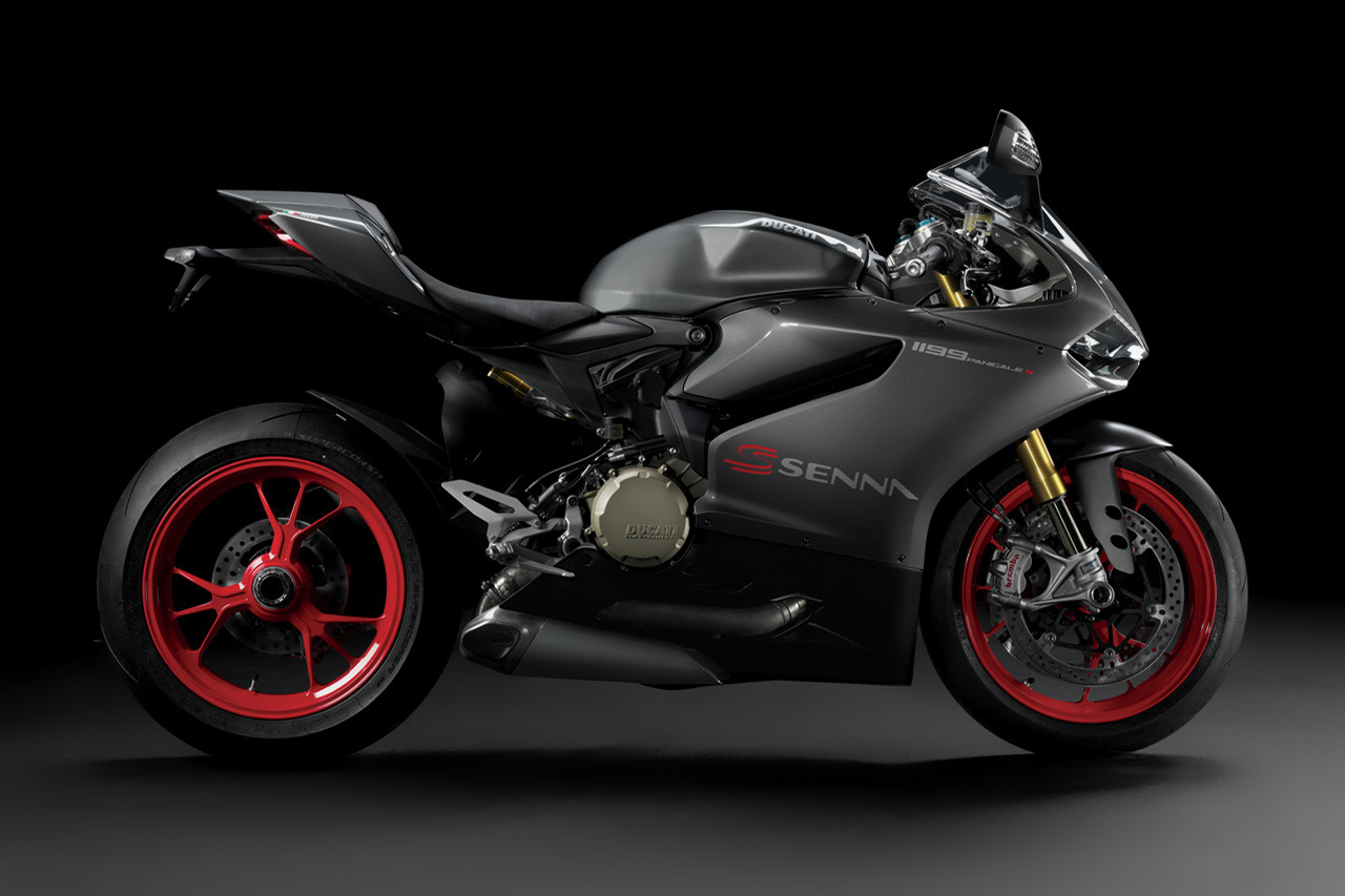 "Image of 2014 Ducati 1199 Panigale S ""Senna"" Edition"