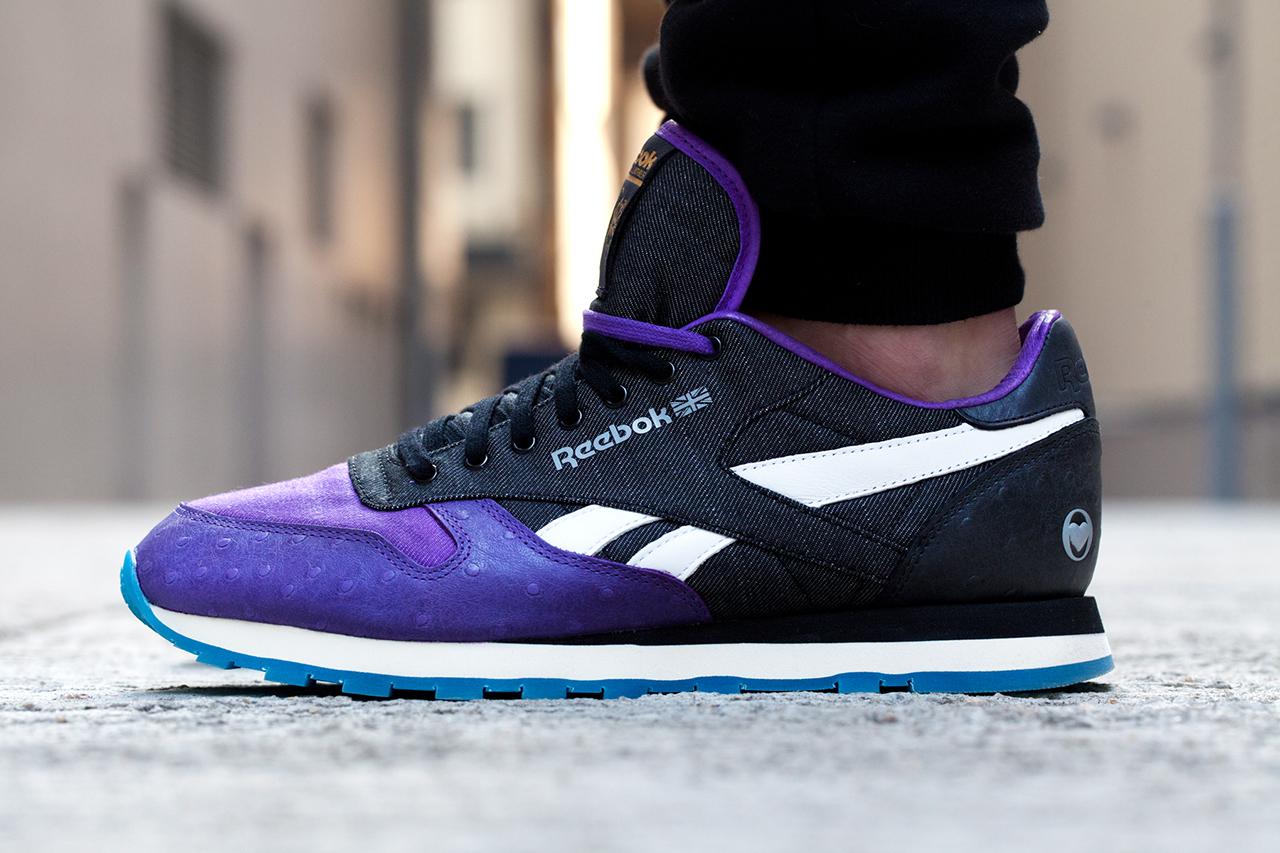 Image of 3.V.O.7. x Reebok Classic Leather 30th Anniversary