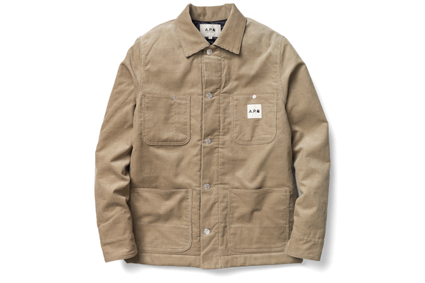 Image of A.P.C. x Carhartt WIP 2013 Fall/Winter Collection Preview