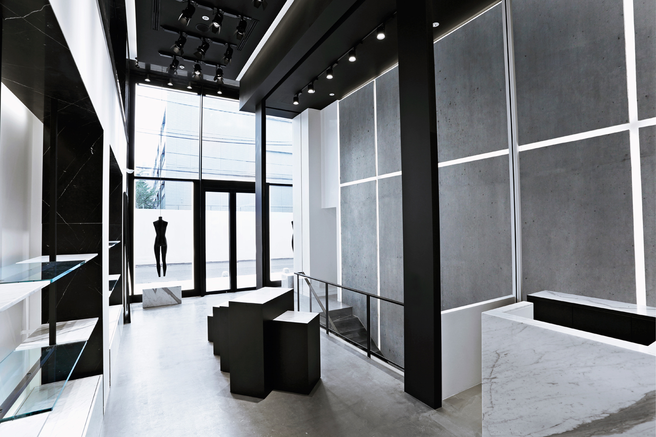 Image of Alexander Wang Opens Flagship in Aoyama