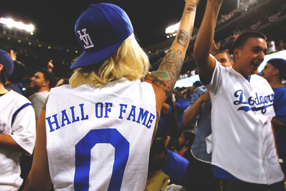 Image of CLSC X Hall Of Fame 2013 Collaboration Lookbook