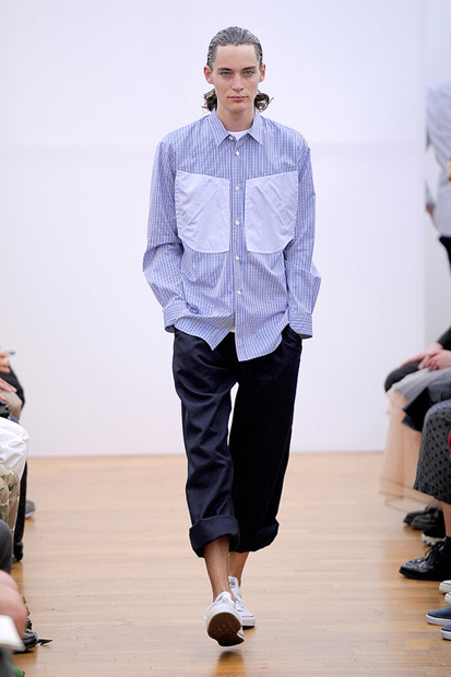 Image of COMME des GARCONS SHIRT 2014 Spring/Summer Collection
