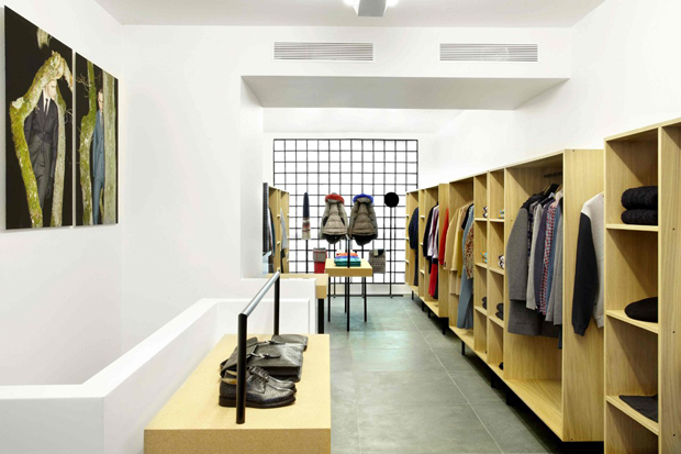 Image of Carven Open its First Men's Store in Paris