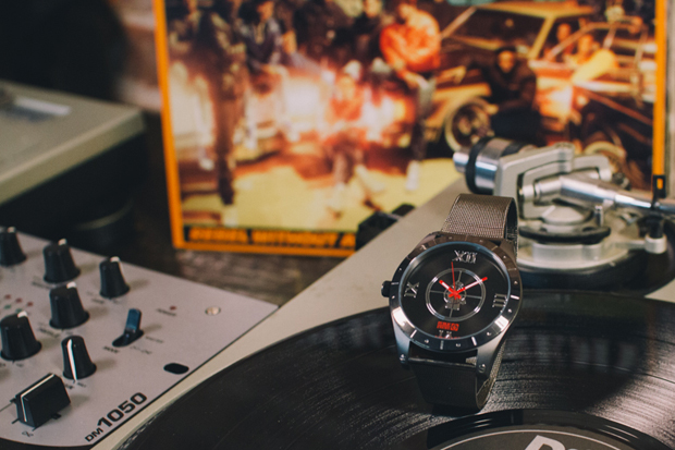 Image of FLüD x Public Enemy Watch Collection