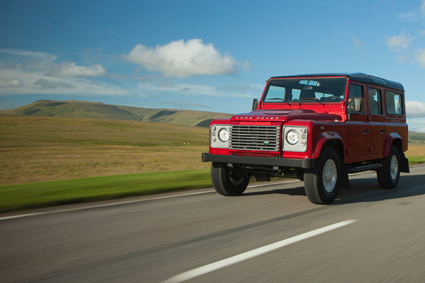 Image of Land Rover Ending Defender Production After 67 Years
