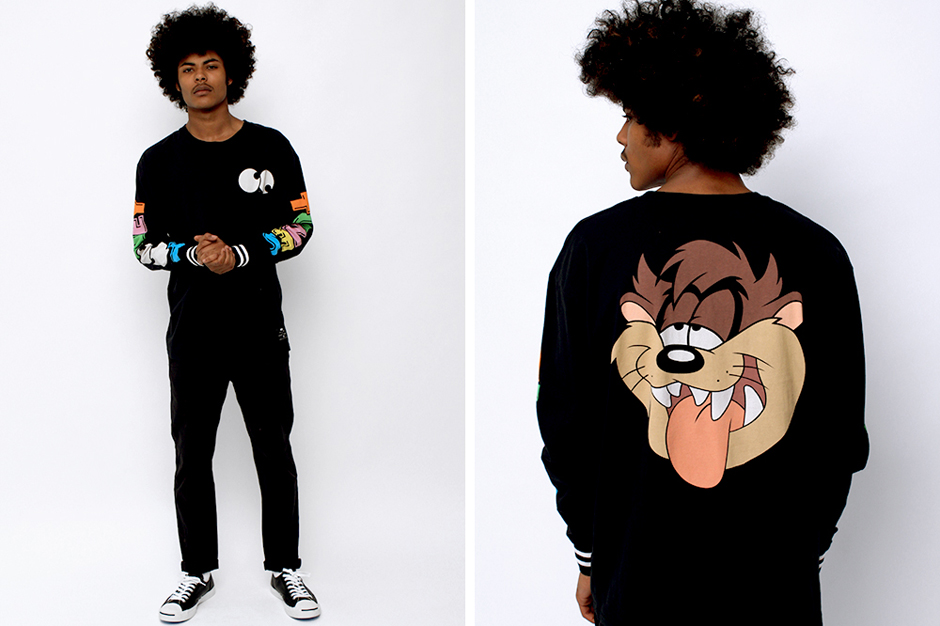 Image of Looney Tunes x Lazy Oaf Menswear Collection