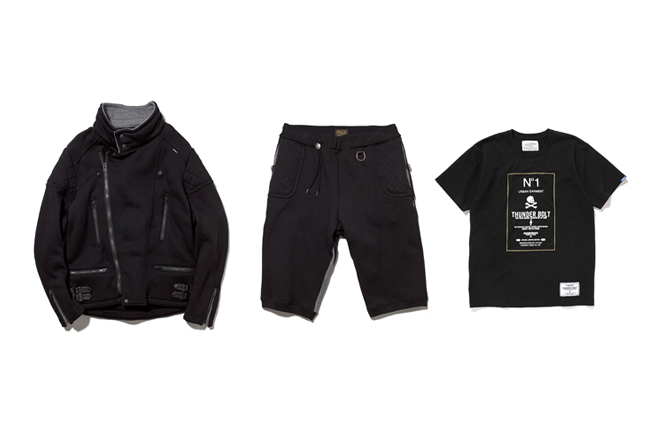 "Image of NEIGHBORHOOD 2013 Fall/Winter ""Thunderbolt"" Collection"