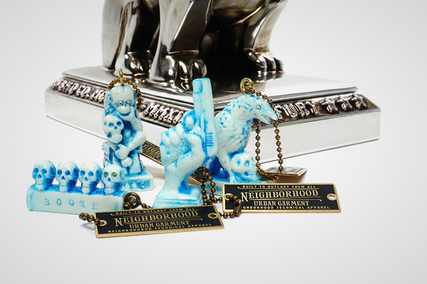 Image of NEIGHBORHOOD x Masa Sculp Key Charm