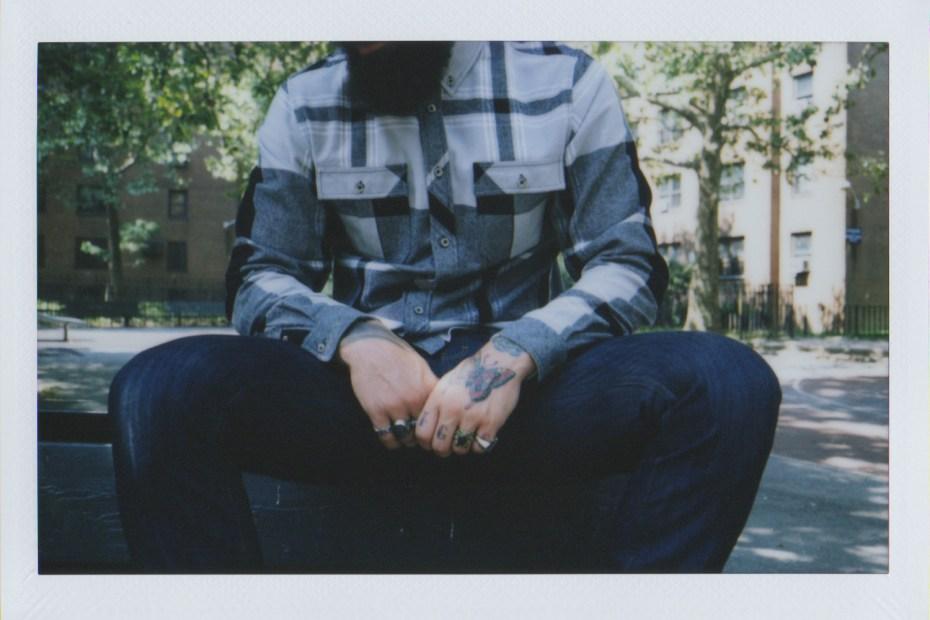 Image of REBEL8 2013 Fall/Winter Polaroid Lookbook