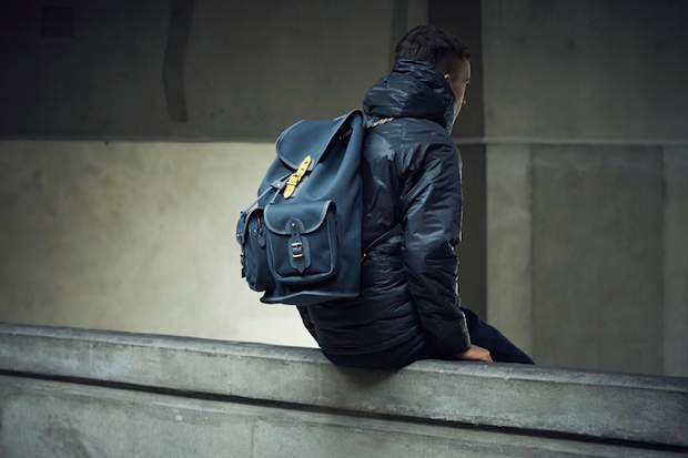 Image of Six Eight Seven Six x Chapman Toraston Rucksack