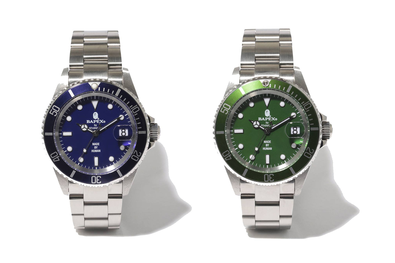 Image of A Bathing Ape 2013 Fall/Winter TYPE 1 BAPEX