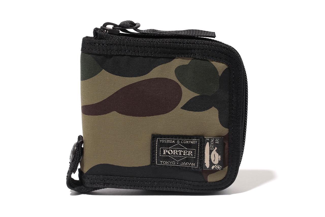Image of A Bathing Ape x Porter 2013 Fall/Winter 1ST CAMO Capsule Collection