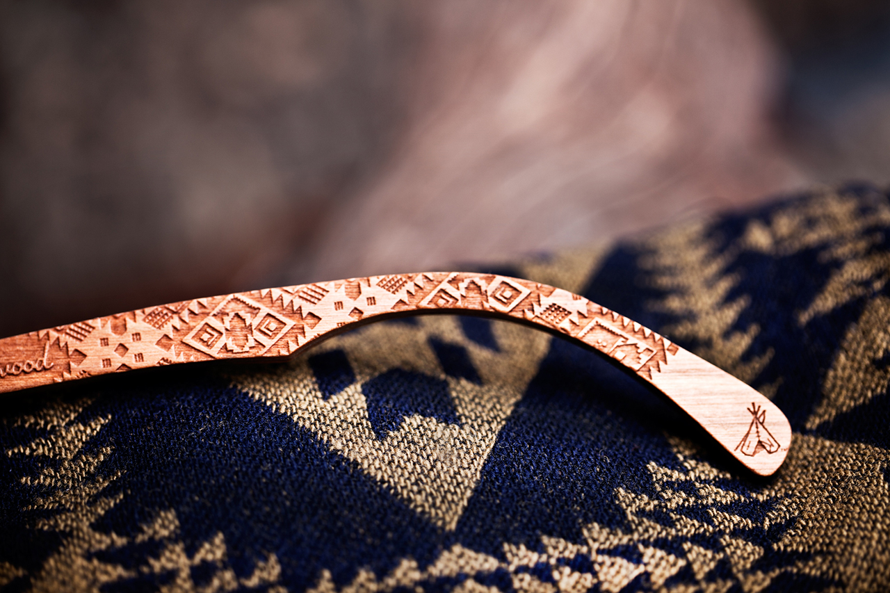 Image of A Closer Look at the Shwood for Pendleton 2013 Capsule Collection