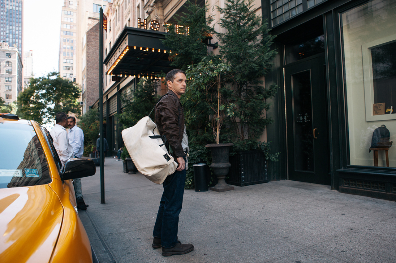 Image of A Day in NYC with... Matt Singer in the Morning
