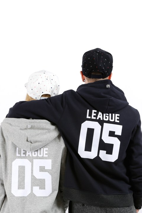 "Image of A-LAND x LIFUL ""Join Our League"" Hoodie"