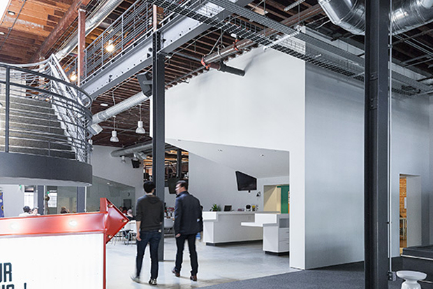 Image of A Look Inside Pinterest's 45,000-Square-Foot Headquarters