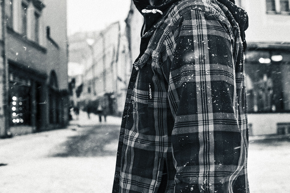Image of adidas Snowboarding 2013 Winter Lookbook