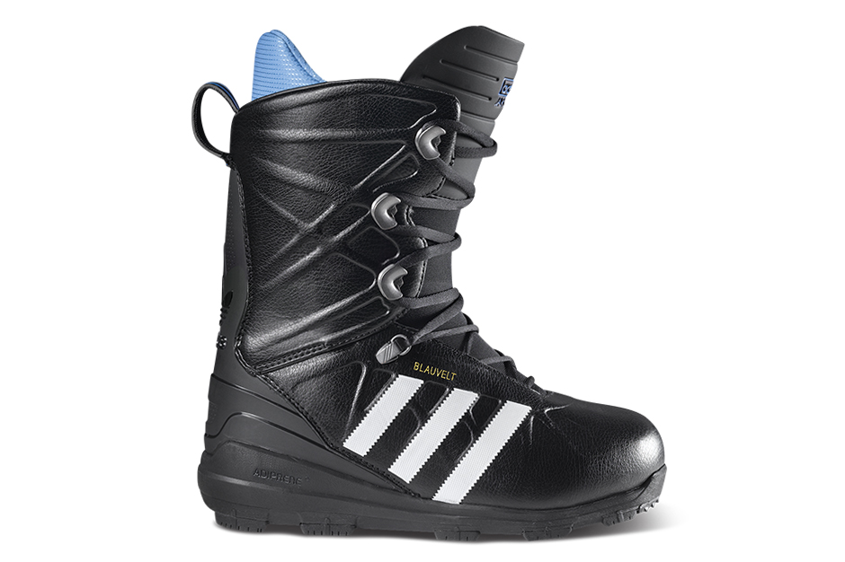 Image of adidas Snowboarding 2013 Winter Snowboard Boot Collection