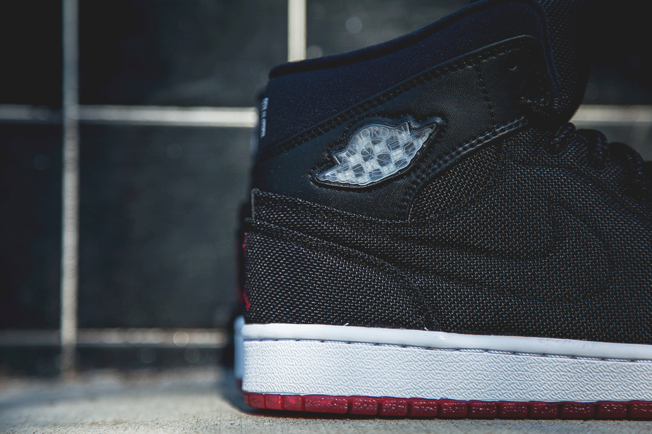 Image of Air Jordan 1 Retro '95 TXT Black/Red