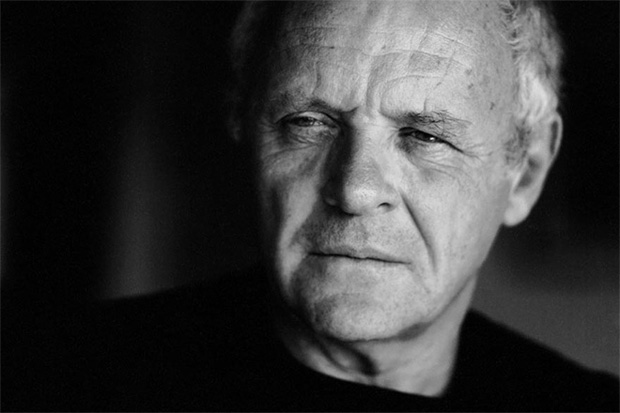 Image of Anthony Hopkins' Letter of Praise to Bryan Cranston