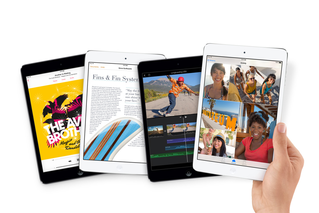 Image of Apple iPad mini with Retina Display