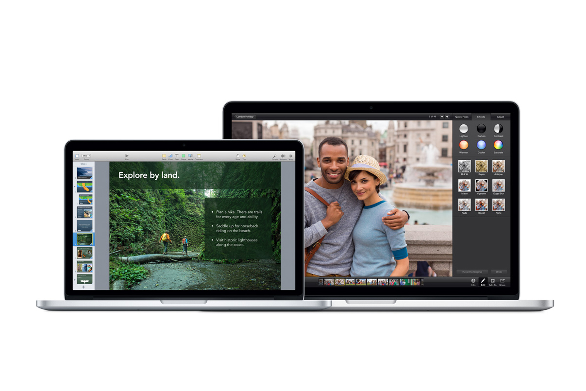 Image of Apple Unveils New MacBook Pro with Retina Display