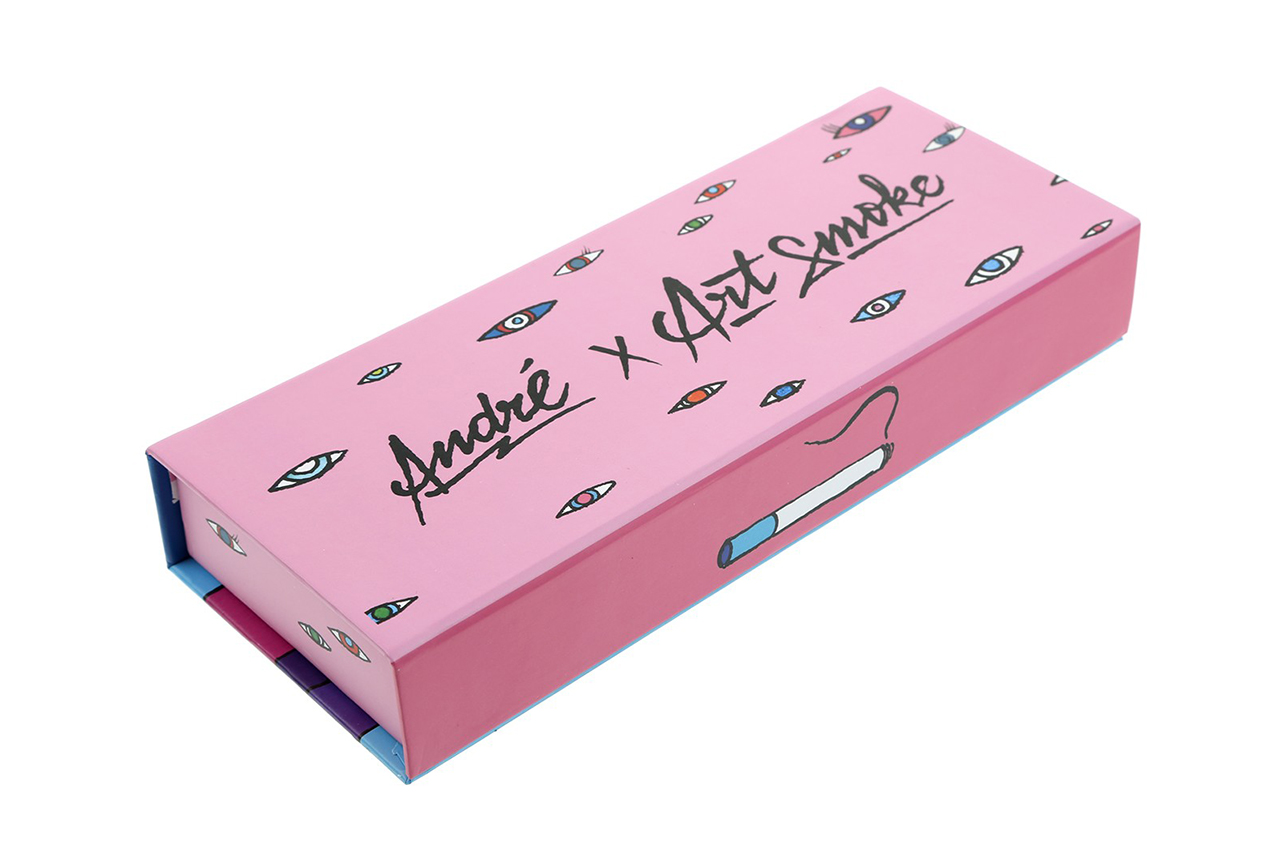 Image of André x Art Smoke Electronic Cigarette