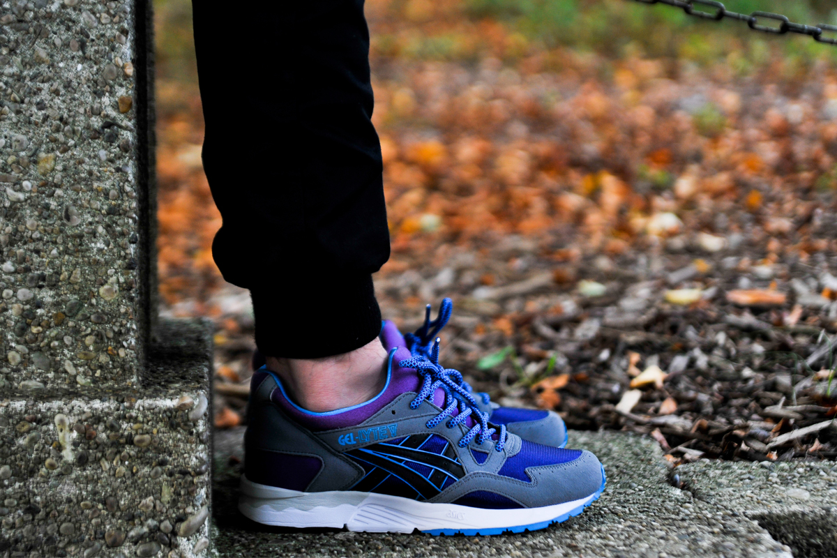 Image of ASICS 2013 Fall/Winter Footwear Lookbook by Kith