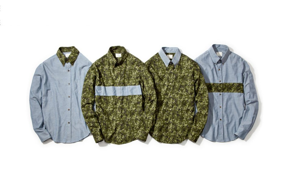 Image of Band of Outsiders 2013 Tokyo Store Exclusive Collection