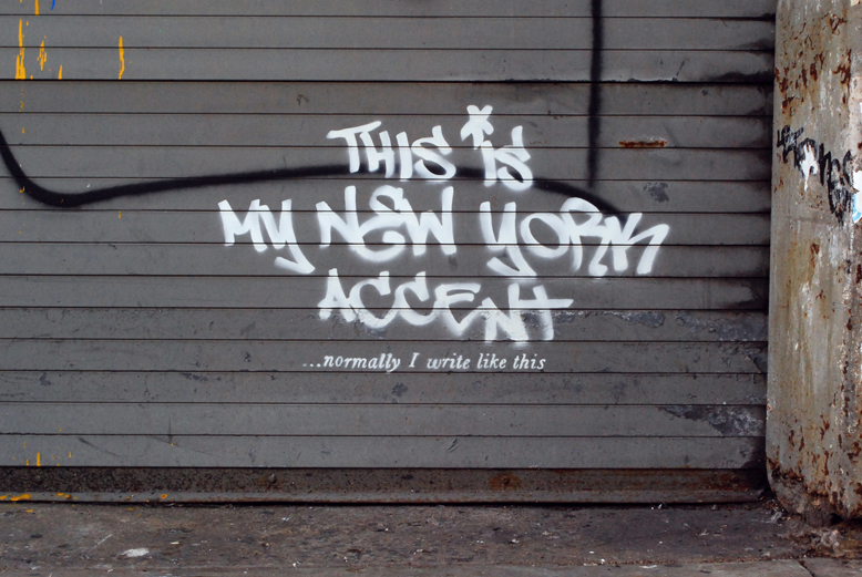 "Image of Banksy's ""Better Out Than In"" Hits New York's West Side on Day 2"