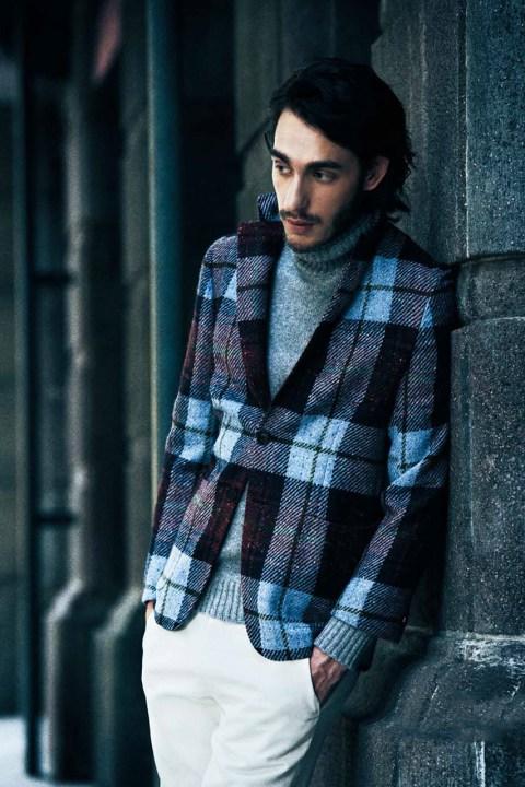 Image of BEAMS 2013 Fall/Winter Editorial