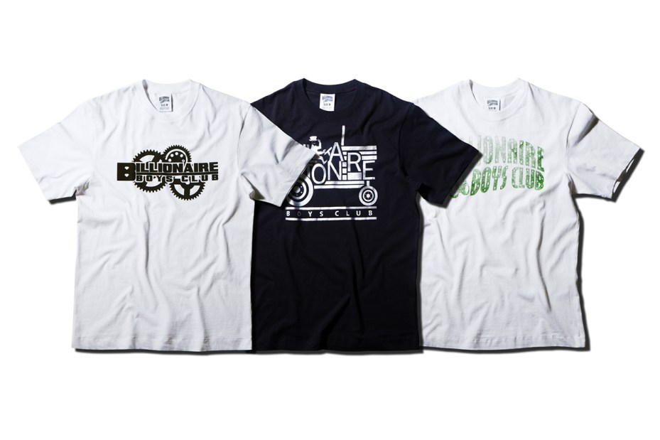 Image of Billionaire Boys Club 2013 T-Shirt Collection
