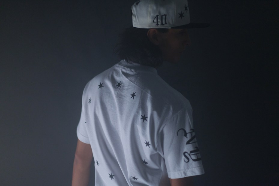 Image of Black Scale x 40oz NY 2013 Fall/Winter Capsule Collection
