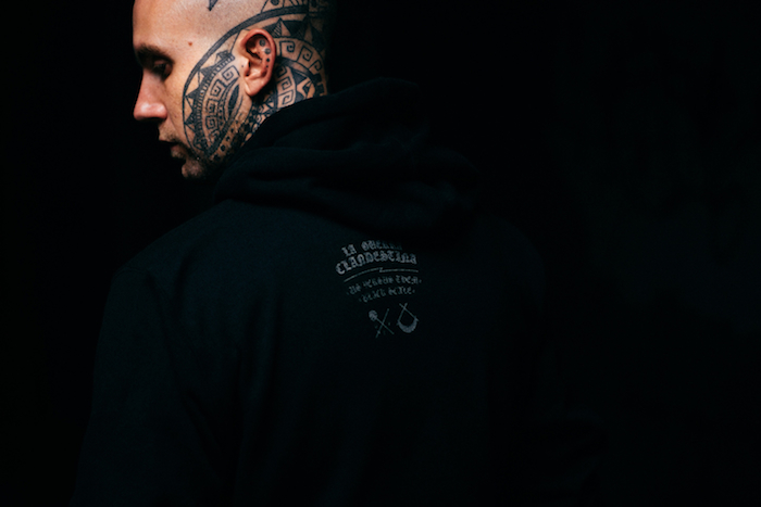 Image of Black Scale x Us Versus Them 2013 Fall Capsule Collection