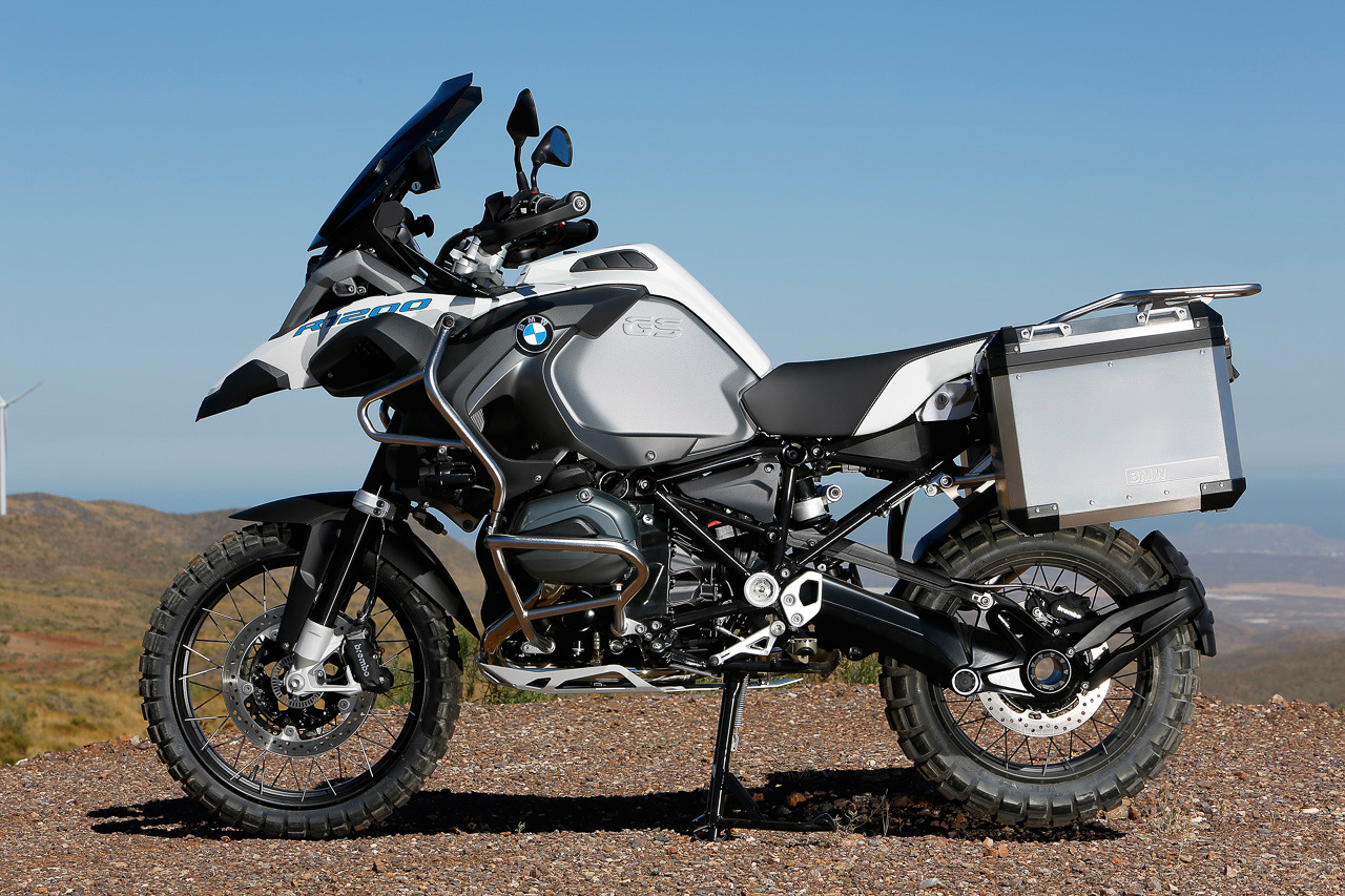 Image of BMW R1200 GS Adventure