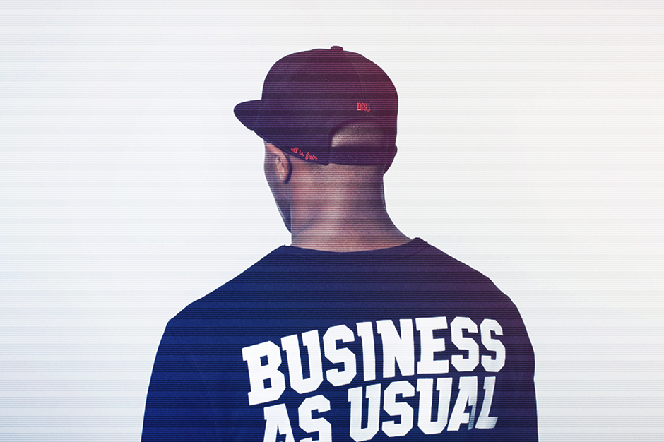 Image of Business As Usual 2013 Fall/Winter Lookbook