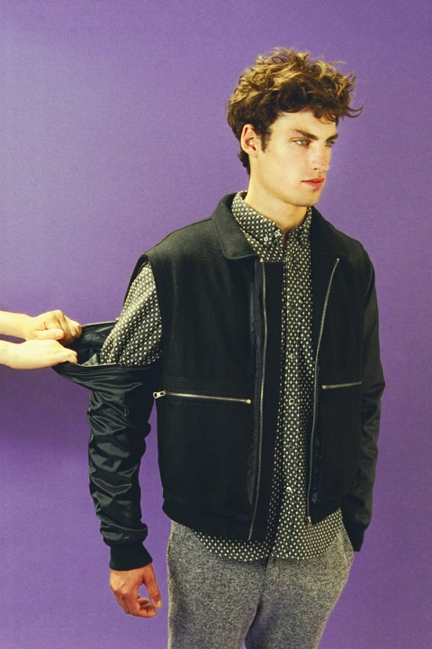 "Image of BWGH 2013 Fall/Winter ""Spectrum"" Lookbook"