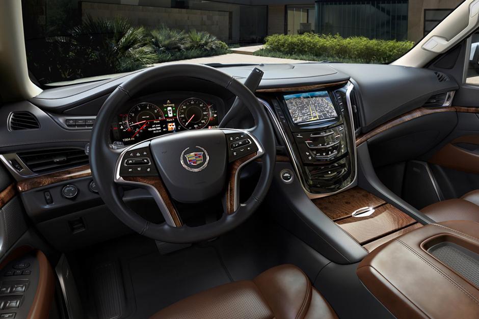 Image of 2015 Cadillac Escalade