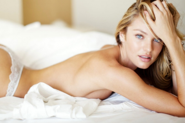 Image of Candice Swanepoel Teases the Launch of Her New Website