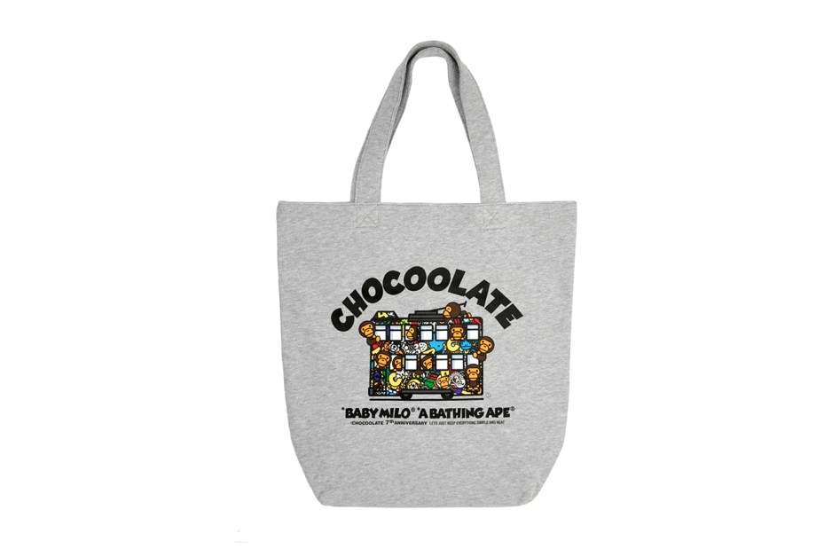 "Image of :CHOCOOLATE x BABY MILO® 2013 Fall/Winter ""Special Edition"" Collection"