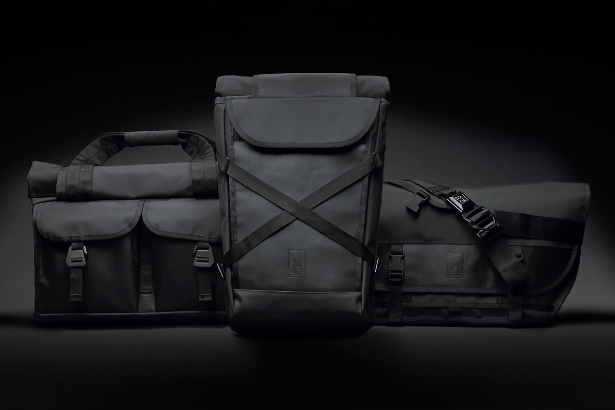 Image of Chrome BLCKCHRM 2013 Fall/Winter Bag Collection
