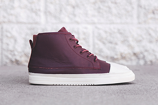 Image of CLAE Chambers Boot Oxblood/Cream