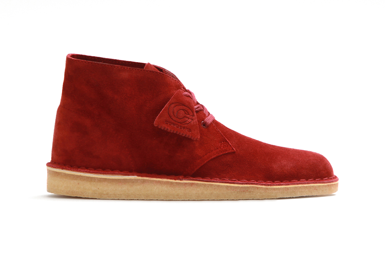 """Image of Concepts x Clarks 2013 Fall/Winter """"Desert Palmer"""""""